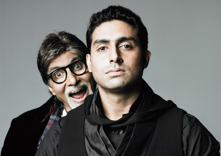 Abhishek Bachchan stayed dumb when his father asked this question