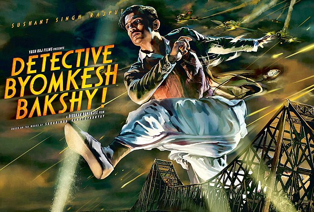 Aamir Khan, bollywood, bollywood actors, bollywood celebs, detective byomkesh bakshi story, Detective Byomkesh Bakshy, dibakar banerjee, dibakar banerjee byomkesh, Nawazuddin Siddiqui, sushant singh rajput, the lunchbox, yash raj movies