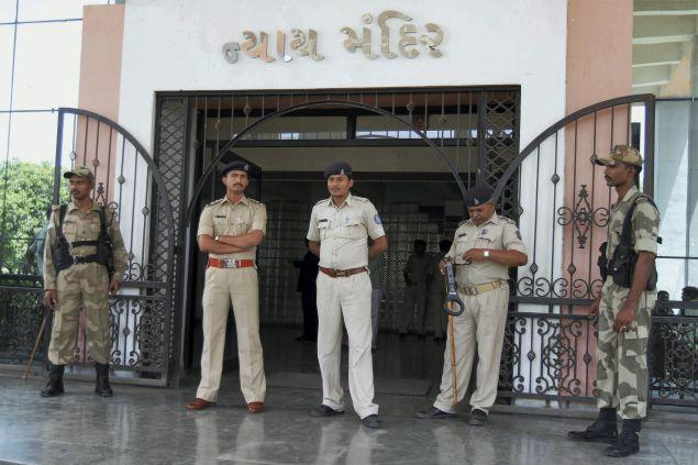 Disputed Anti-Terror bill passed in Gujarat Assembly