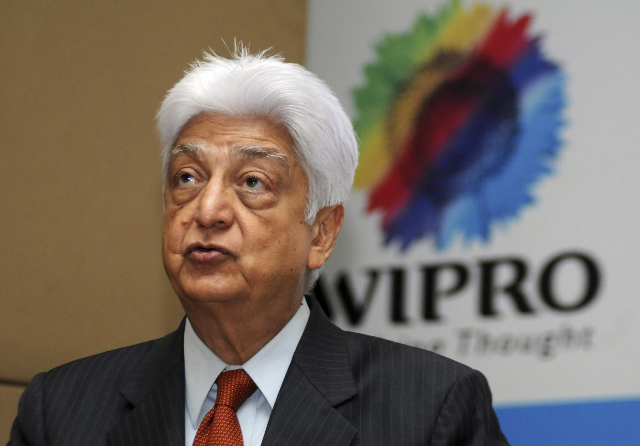 When attending RSS event turned into an ugly affair for Wipro Director Azim Premji