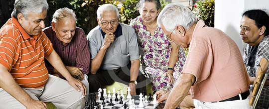 old age home, senior citizens