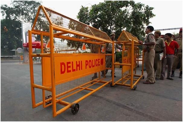 Delhi Police, Delhi Traffic Police