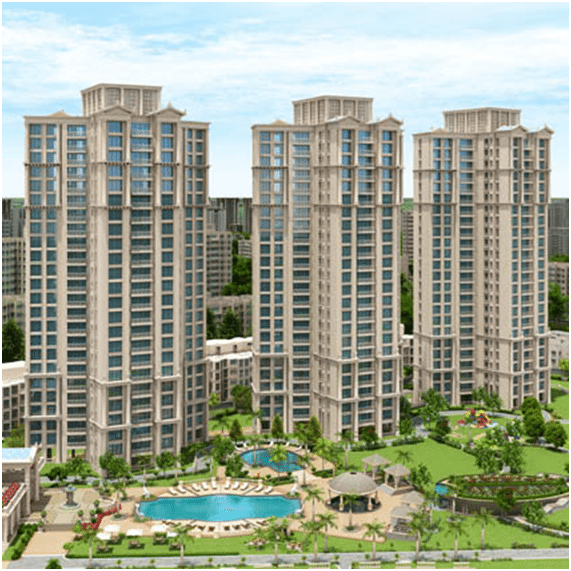 Rodas Enclave for expatriate Indian in Dubai, UAE and GCC countries by Hiranandani group