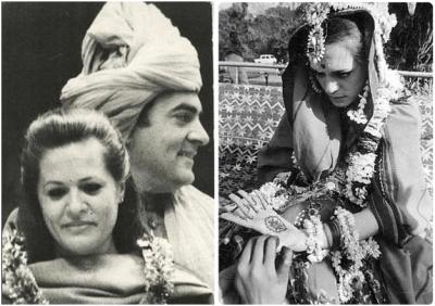 BJP, Congress, Sonia Gandhi, Rajiv Gandhi