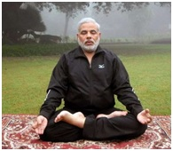 Sonia Gandhi, Rahul Gandhi, yoga day, Congress, BJP, yoga, Narendra modi, international yoga day