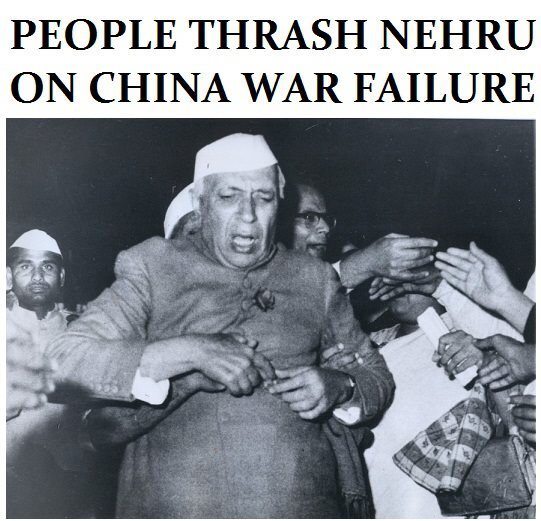 Jawaharlal.Nehru_.Beated.Assaulted.China_.War_