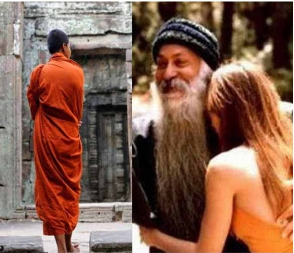 osho sex scandal